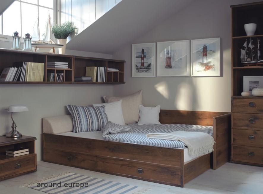 Jugendzimmer kinderzimmer landhaus stil neu schnell ebay for Landhaus jugendzimmer