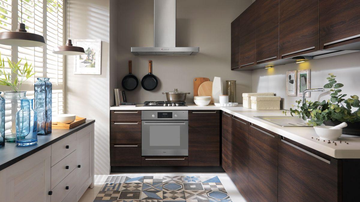 Arbeitsplatten Küche Braun – sehremini