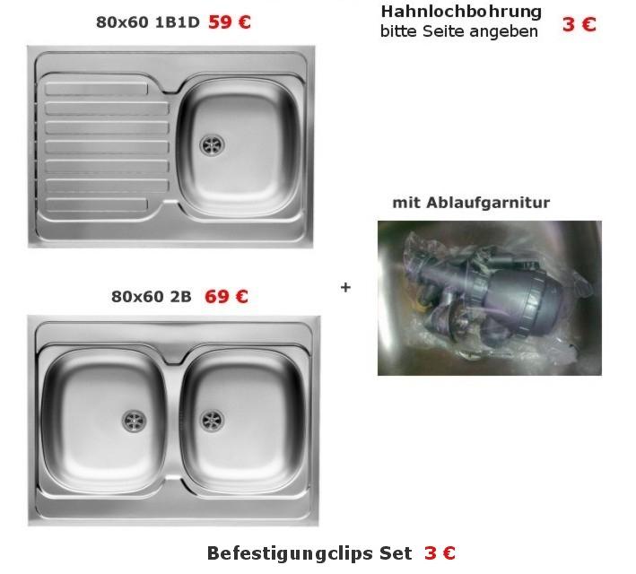 Kuche 240cm schranke kuchenzeile schwarz grau neuschnell for Küchenelemente einzeln