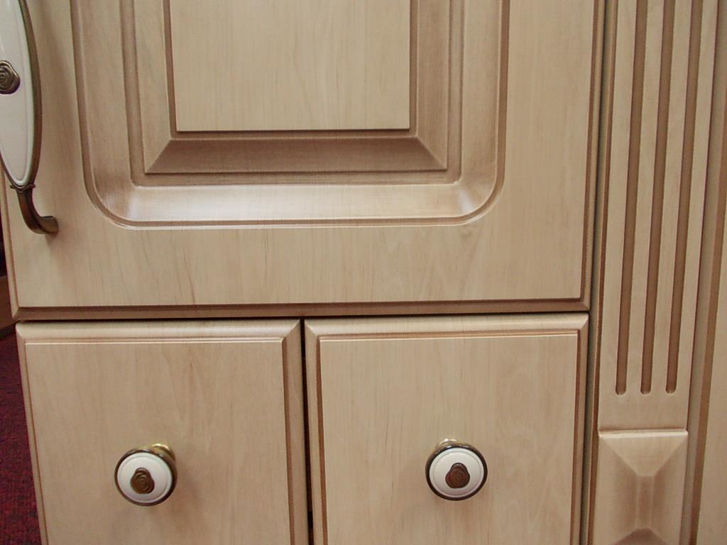 k che schr nke k chenzeile erweiterbar syberische birke patina 2 neu schnell ebay. Black Bedroom Furniture Sets. Home Design Ideas